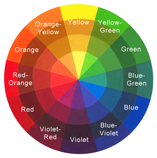 Understanding Color courtesy of Linmarr Towers Condominium Complex