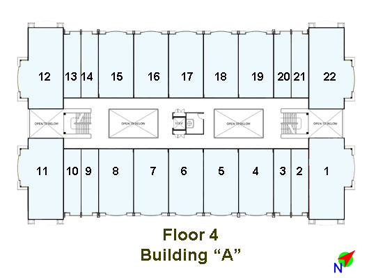 Image of Linmarr Towers 4th Floor floorplan